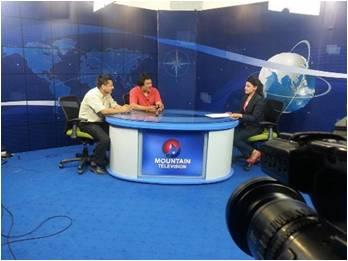 ネパールテレビ番組